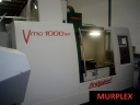 Centrum frezarka CNC BRIDGEPORT model VMC 1000XP